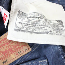 Load image into Gallery viewer, LEVIS 501 Jeans Grey | W34 L30