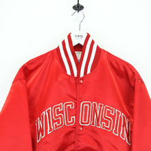 Load image into Gallery viewer, STARTER 90s Wisconsin BADGERS Jacket | Medium