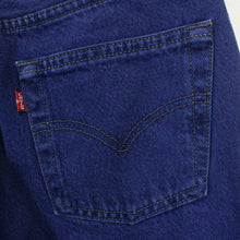 Load image into Gallery viewer, Womens LEVIS 501 Jeans Blue | W26 L32