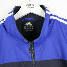 Load image into Gallery viewer, ADIDAS Track Top Jacket Navy Blue | Medium