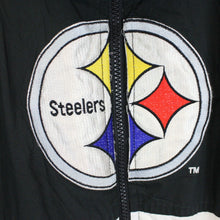Load image into Gallery viewer, Vintage 90s NFL Pittsburgh STEELERS Jacket | Large