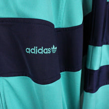 Load image into Gallery viewer, Vintage 80s ADIDAS Track Top Jacket Green | Small