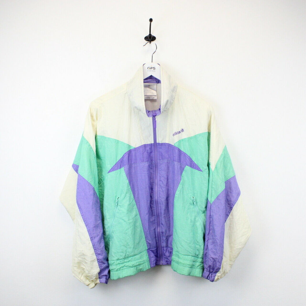Womens ADIDAS 80s Track Top Multicolour | Large
