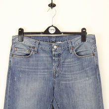 Load image into Gallery viewer, Womens LEVIS 501 Jeans Blue | W34 L34