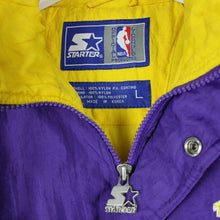 Load image into Gallery viewer, Vintage 90s NBA STARTER Utah JAZZ Jacket | Medium