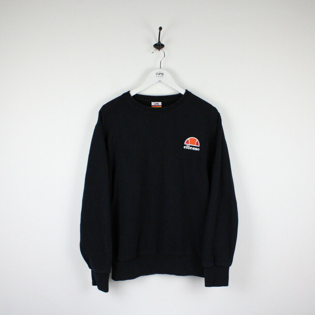 ELLESSE Sweatshirt Black | Medium