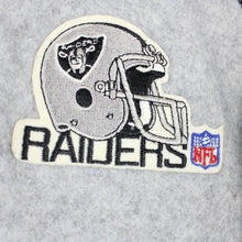 Load image into Gallery viewer, NFL 90s Oakland RAIDERS Jacket | Medium