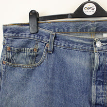 Load image into Gallery viewer, LEVIS 501 Jeans Blue | W42 L32