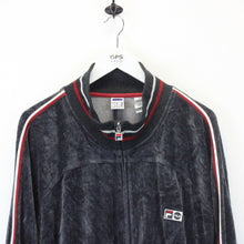 Load image into Gallery viewer, FILA 90s Track Top Grey | XXXL
