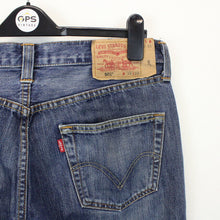 Load image into Gallery viewer, LEVIS 501 Jeans Blue | W33 L30