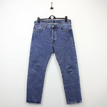 Load image into Gallery viewer, LEVIS 501 Jeans Mid Blue | W35 L32