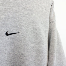 Load image into Gallery viewer, NIKE TEAM 90s Sweatshirt Grey | Large