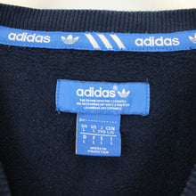 Load image into Gallery viewer, ADIDAS Sweatshirt Navy Blue | Large