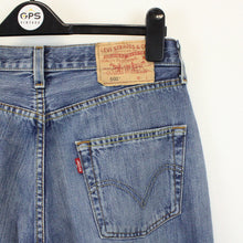 Load image into Gallery viewer, LEVIS 501 Jeans Blue | W30 L32