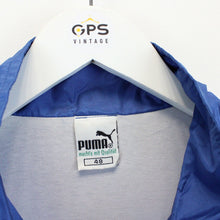 Load image into Gallery viewer, Vintage 90s PUMA Track Top Blue | Medium
