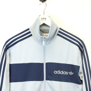 ADIDAS Track Top Blue | Small