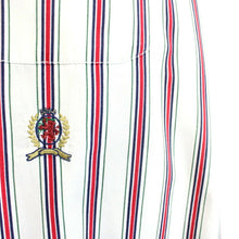 Load image into Gallery viewer, TOMMY HILFIGER 90s Shirt Multicolour | Large
