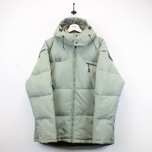 FILA Down Puffer Jacket Green | XL