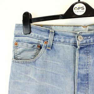 LEVIS 501 Jeans Light Blue | W34 L36