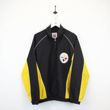 Load image into Gallery viewer, NFL Pittsburgh STEELERS 1/4 Zip Jacket | Large