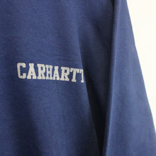 Load image into Gallery viewer, CARHARTT 00s Sweatshirt Blue | Large