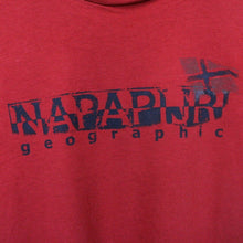 Load image into Gallery viewer, NAPAPIJRI T-Shirt Red | Small