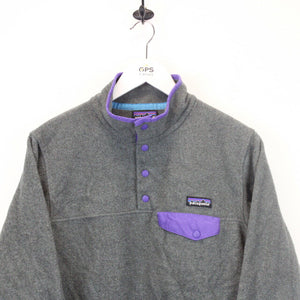 Womens PATAGONIA Fleece Grey | Small