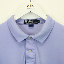 Load image into Gallery viewer, RALPH LAUREN Polo Shirt Purple | Large
