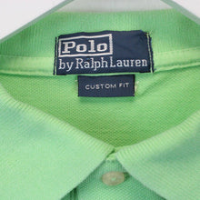 Load image into Gallery viewer, RALPH LAUREN Polo Shirt Green | Large