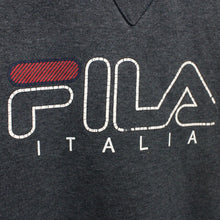 Load image into Gallery viewer, Womens FILA Sweatshirt Grey | Large