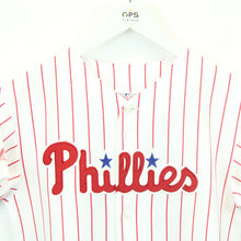 Load image into Gallery viewer, MLB 00s Philadelphia PHILLIES Jersey White | XS