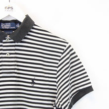 Load image into Gallery viewer, RALPH LAUREN Polo Shirt Black | Medium