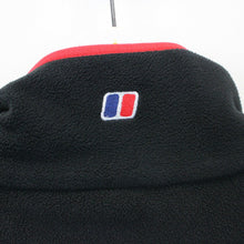 Load image into Gallery viewer, BERGHAUS Fleece Black | Large