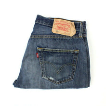 Load image into Gallery viewer, LEVIS 501 Jeans Dark Blue | W34 L32