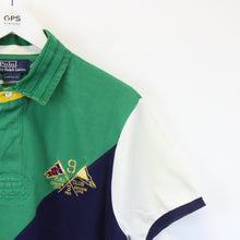 Load image into Gallery viewer, RALPH LAUREN Polo Shirt Multicolour | Large