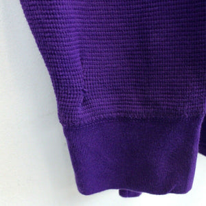 RALPH LAUREN Jumper Purple | Large