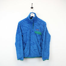 Load image into Gallery viewer, Womens PATAGONIA Fleece Blue | Medium