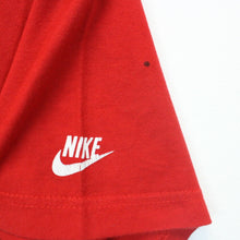 Load image into Gallery viewer, NIKE T-Shirt Red | XS