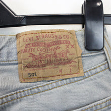 Load image into Gallery viewer, Womens LEVIS 501 Jeans Grey | W26 L34