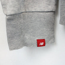 Load image into Gallery viewer, Womens NEW BALANCE Sweatshirt Grey | XL