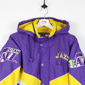 Vintage 90s NBA STARTER Utah JAZZ Jacket | Medium