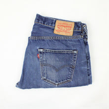 Load image into Gallery viewer, LEVIS 501 Jeans Blue | W34 L28