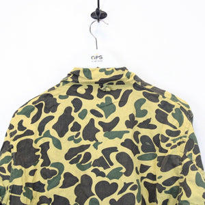 Camo Army Shirt Multicolour | Large