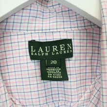 Load image into Gallery viewer, Womens RALPH LAUREN Shirt Pink | Medium