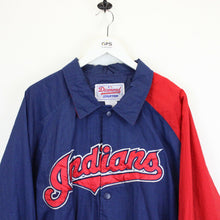 Load image into Gallery viewer, MLB STARTER 90s Cleveland INDIANS Jacket | Large