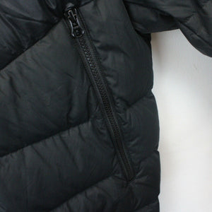 NIKE Down Puffer Jacket Black | Small