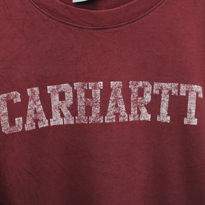 CARHARTT 00s Sweatshirt Red | Medium