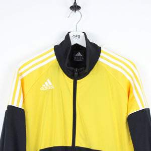 ADIDAS Track Top Yellow | Large