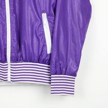 Load image into Gallery viewer, Womens NIKE Track Top Jacket Purple | XS
