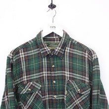 Load image into Gallery viewer, CHAMPION Check Shirt Green | XL